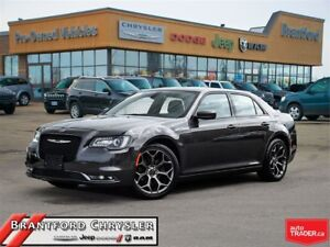 2016 Chrysler 300 S~Leather~Navigation~Pano Sunroof~