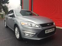 2014 FORD MONDEO TDCI BUS NAV £30 TAX