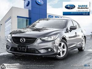 2014 Mazda MAZDA6 GT at Leather,Roof,B.Tooth,Navi