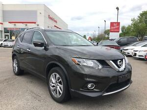 2015 Nissan Rogue SL | NAVI | PANO ROOM | LEATHER | AWD | ALLOYS