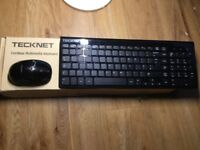 TeckNet X615.Bluetooth Keyboard