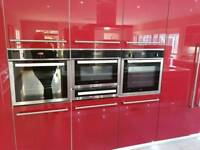 As new Oven, Combi Oven Microwave and Warming Drawer