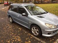 2006 Peugeot 206 1.4 HDI + NO MOT+read full ad