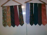10 top designer silk ties