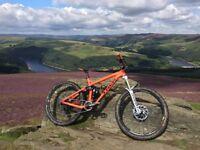 Trek Slash 9 Mountain bike