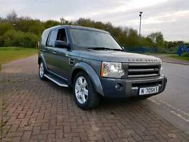 Landrover Discovery 3 HSE