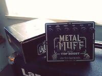 EHX Electro Harmonix Metal Muff