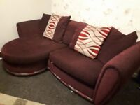 Dfs 4 seater sofa. Good condition, solid and heavy.
