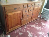Beautiful 9 drawer large cabinet originally was £739