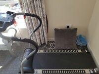 Hardly used Treadmill