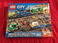 Lego train set 60052 brand new in box