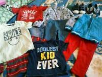 Boys clothes toddler