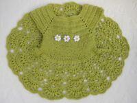 Handmade Crochet Dress - New