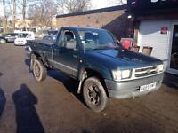 4x4 hilux diesel pick truck