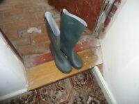 Gents Wellington Boots Size 9