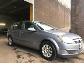 NEW SHAPE VAUXHALL ASTRA AUTOMATIC ALLOYS AIR CON FULL SERVICE RECORD