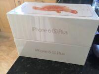IPHONE 6S PLUS 64GB UNLOCKED BRAND NEW CONDITION