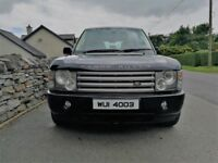Range Rover 3.0 TD6 Vogue £235 road tax per year & Drives perfectly.