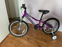 """Apollo Zest Kids Mountain Bike age 6-9 - 20"""" Wheel"""