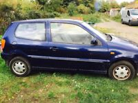 1999 VW Polo 1.0 Very Low Miles