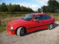 BMW 318 ti sport compact