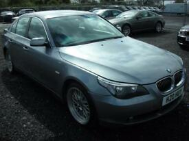 BMW 5 SERIES 2.0 520D SE 4d 161 BHP (grey) 2006