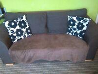 Amelia Fabric Sofa Bed