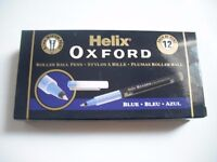 Helix Oxford Roller Ball Pens