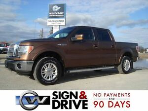 2012 Ford F-150 Lariat Crew 4x4 *SUMMER CLEARANCE*
