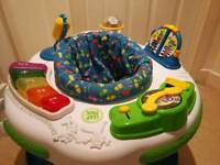 Leapfrog Learn and Groove Activity Station, baby lights and sounds play centre