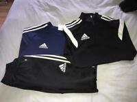 Size small adidas climacool tracksuit