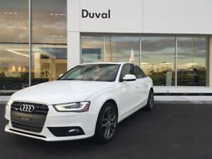 2013 Audi A4 Premium Plus - QUATTRO NAVI LEATHER SUNROOF