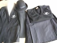 Complete Colston's Girls' School uniform including sport kit. All in excellent condition.