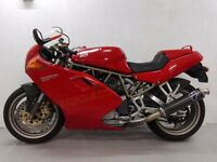 Ducati 900SS perfect condition classic vintage sport bike