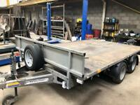IFor Williams 3500kg Flatbed Trailer