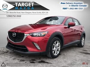 2016 Mazda CX-3 $84/WK TAX IN! AWD! HEATED SEATS! AUTO! ONE OWNE