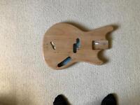 Mustang bass body, USA, 66-69