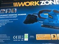 Workzone - Sander