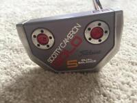 Scotty Cameron Golo 5 Dual Balance Putter - Mint Cond.