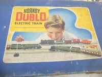Hornby Duplo Train Set – 1950's?