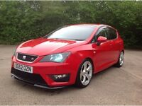 FINANCE AVAILABLE GOOD, BAD OR NO CREDIT**Seat Ibiza 1.6 TDI CR FR 5dr**