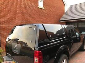 Nissan Navara 2007 top box
