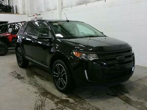 2013 Ford Edge 4dr SEL Sport Appearance AWD W/ SUNROOF, RMT STRT