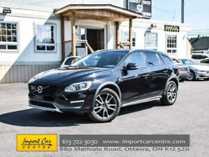 2016 Volvo V60 Cross Country AWD T5 Premier XC CROSS COUNTRY