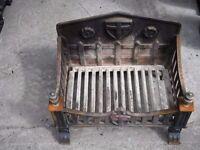 Cast Iron Fire Basket