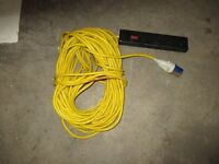 30 meter hook-up cable