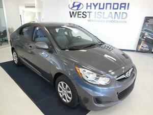 2013 Hyundai Accent GL 1.6L Berline/Sedan 37$/semaine