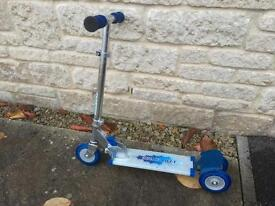 Fold up scooter