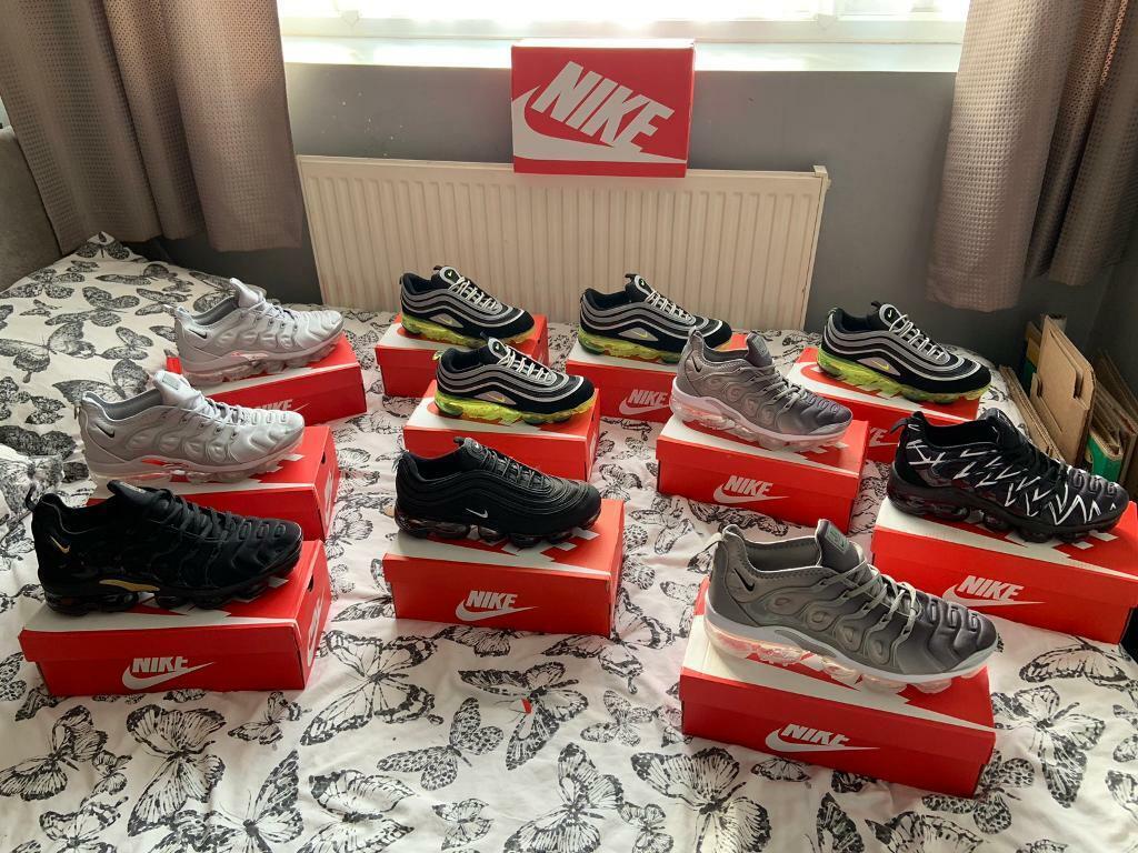 b124df56ce Nike air max VMs and VM max Joblot x11 BNIB Market Carboot etc !!! Sizes 7- 11