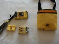 Minolta Weathermatic Underwater Camera